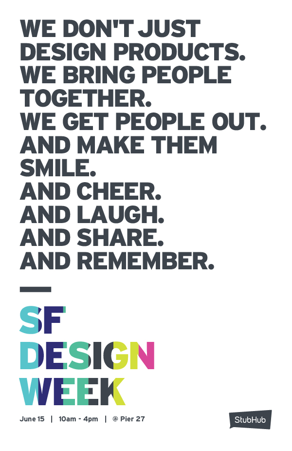 SF Design Week 2017